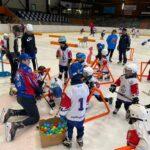 Náborová akce Pojď hrát hokej přilákala do Náchoda 25 nových dětí