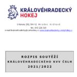Rozpis soutěží HC Náchod